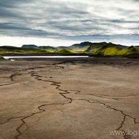 Icelandic Highlands by Sveinstindur